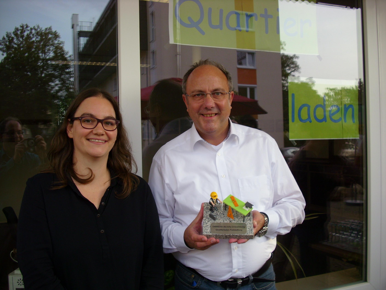 Dankeschön Bauverein AG Fest am 22.09.2016 in der Postsiedlung Darmstadt