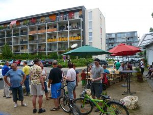 Tolles Kinder-Sommer-Sonnenfest in der Postsiedlung…