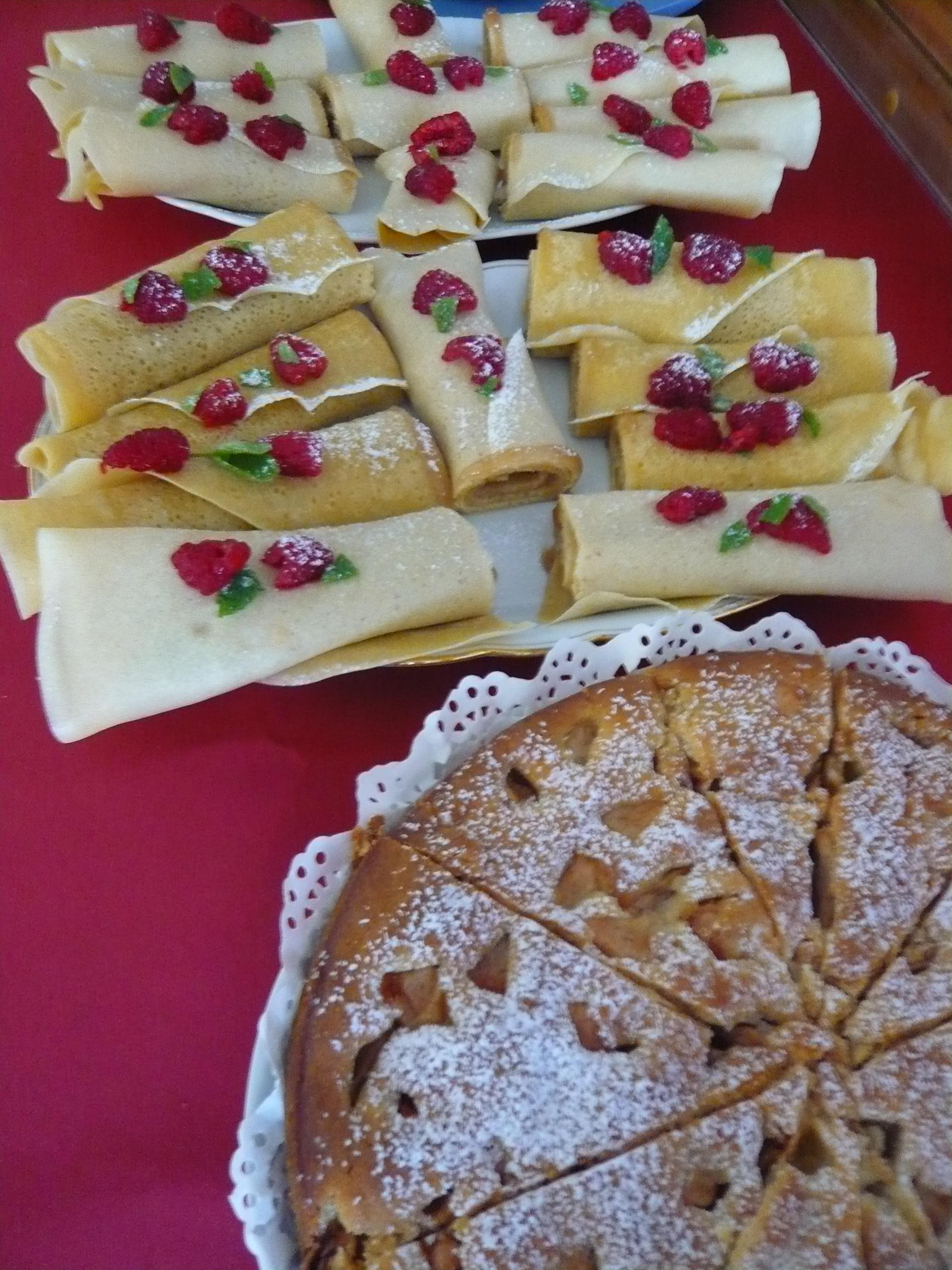 Andrang beim veganen Herbstfest -über 60 Besucher – viele Köstlichkeiten