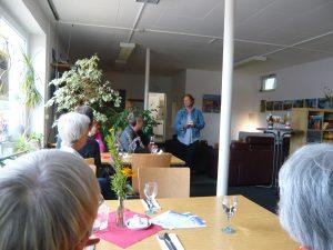 Neuer SeniorInnenmittagstisch im Quartierladen Postsiedlung feierlich eröffnet!