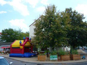 Postsiedlungs-Sommerfest: Gute Stimmung trotz Hitze und Regen