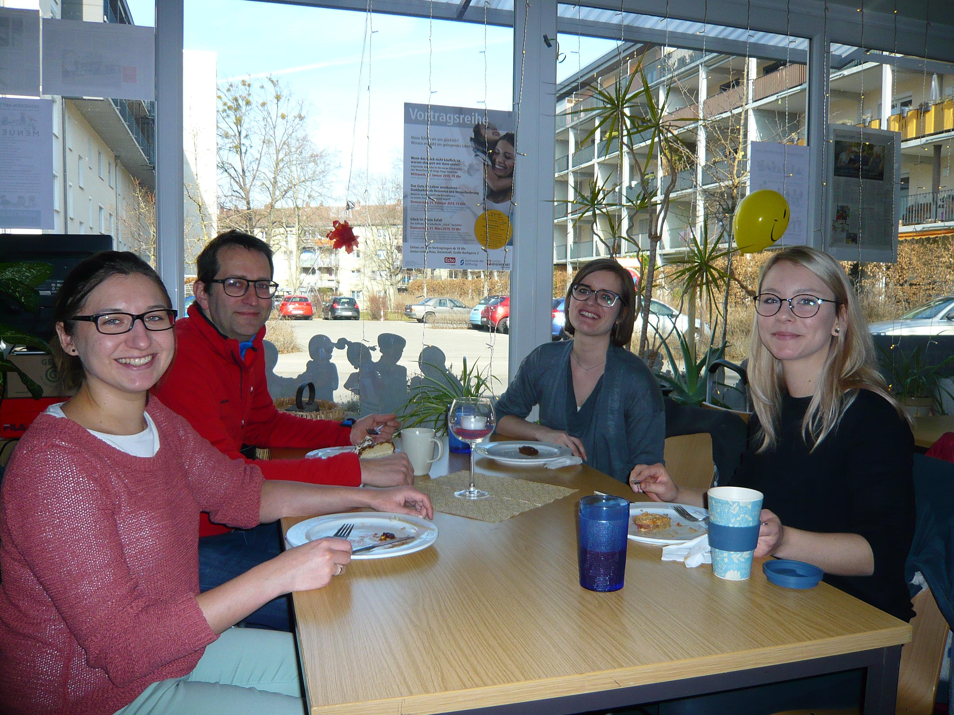 Veganer Brunch im Quartierladen: Essen wie Gott in Frankreich…