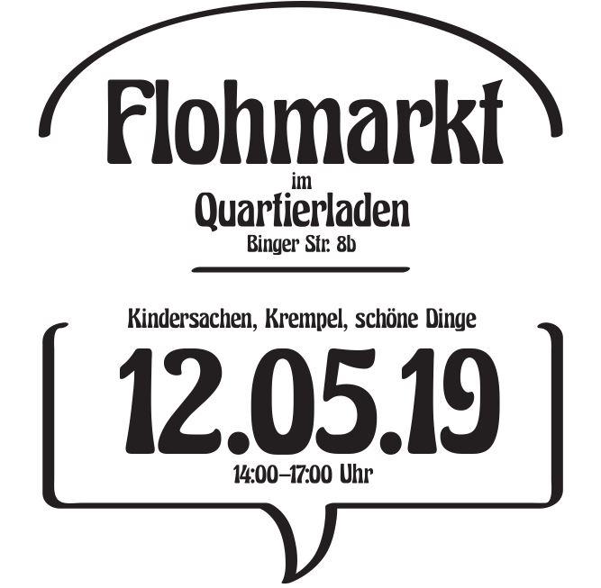 Flohmarkt am 12.05.
