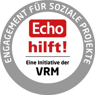 Hurra! Wir sind das ECHO HILFT! – Projekt 2019 für Darmstadt!