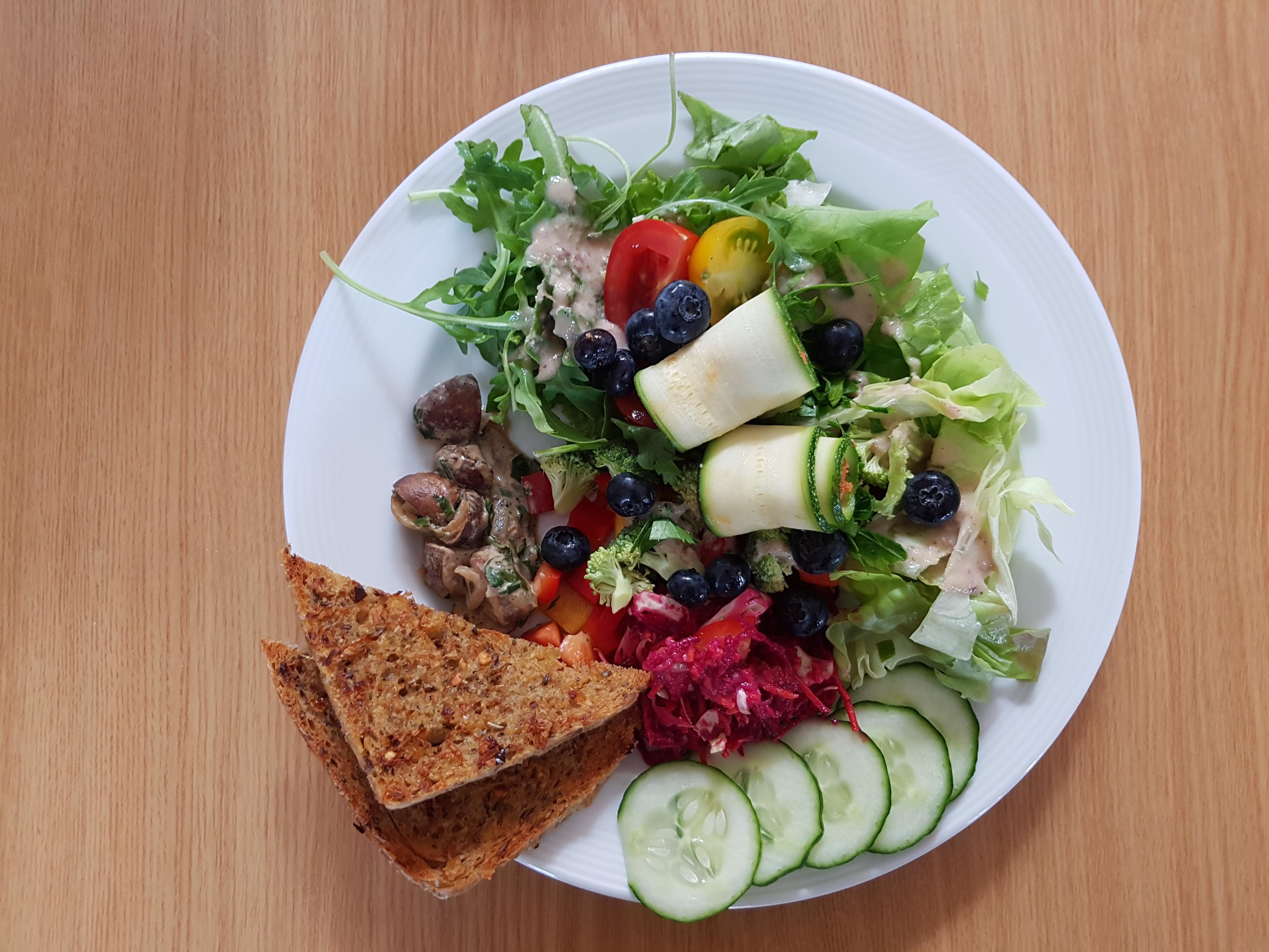 Speisekarte SeniorInnen-Mittagstisch Oktober 2019 ist online…