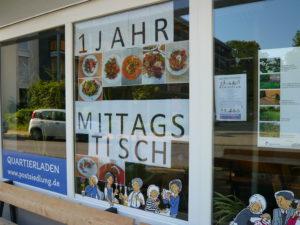 Read more about the article 1 Jahr SeniorInnen-Mittagstisch – wir feiern das Jubiläum!