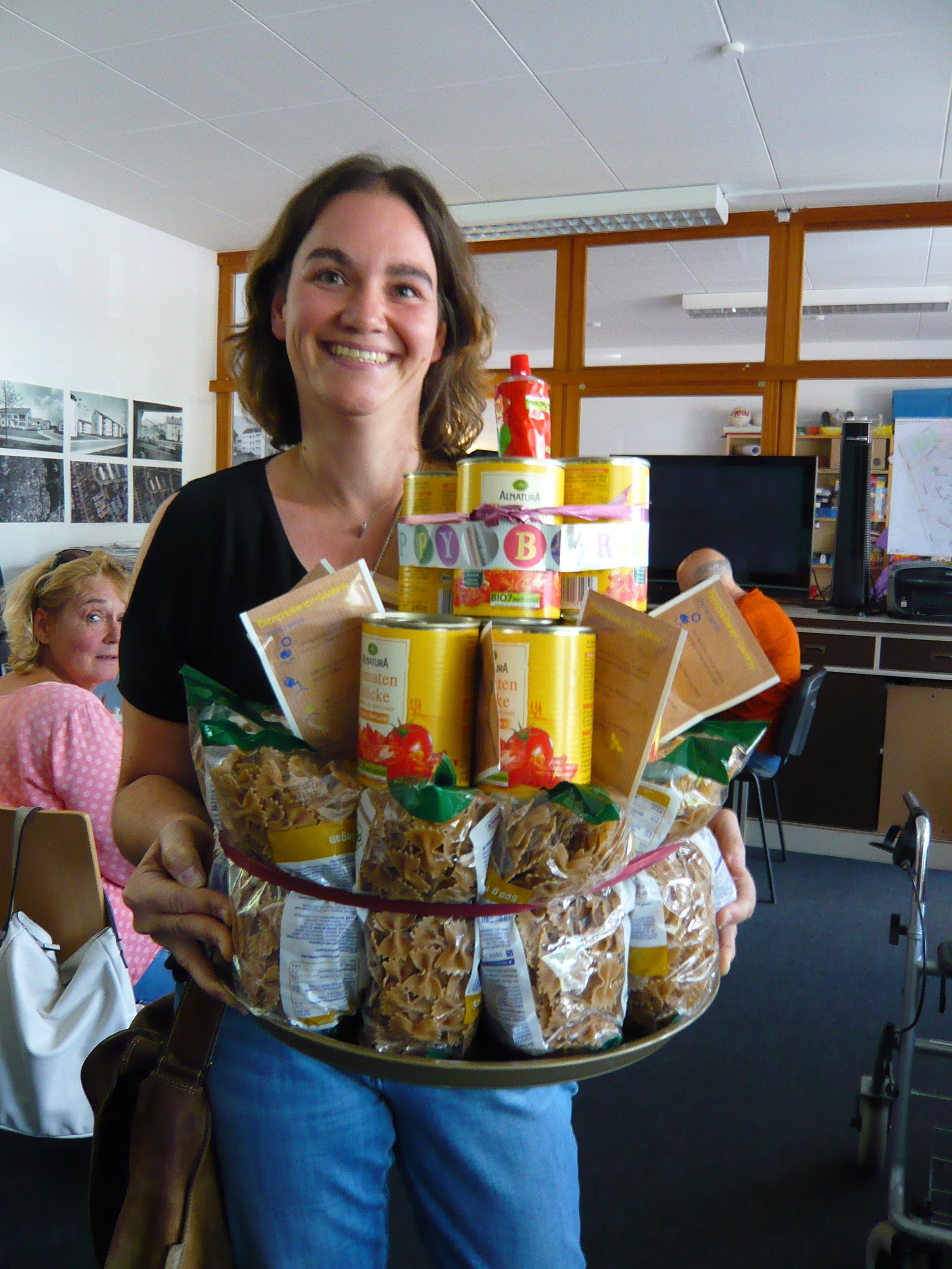 1 Jahr SeniorInnen-Mittagstisch: Danke für das tolle Jubiläum!