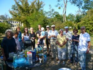 Akaziengarten: Schöner Spaziergang rund um die Flatter-Ulme – Baum des Jahres 2019