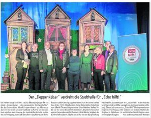Read more about the article Danke Kikeriki – Theater!