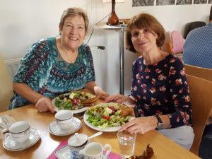 Guter Start ins neue Jahr – die Speisekarte des SeniorInnen – Mittagstischs für Januar ist da!