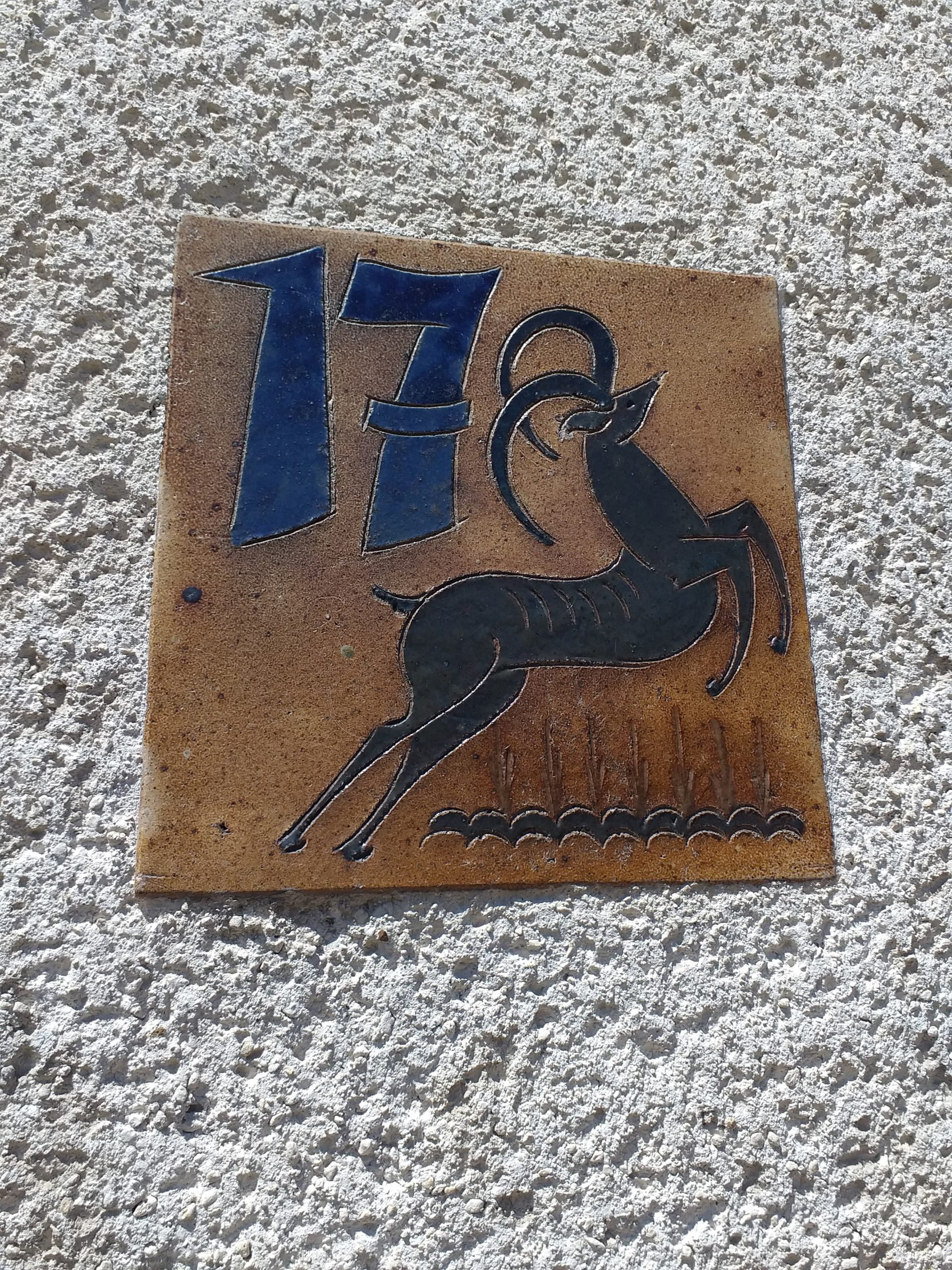Rätsel um historische Hausnummern Moltkestraße 3-19 gelöst!