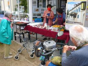 Corona-Hilfe: Wir sind seit März nonstop aktiv – solidarische Hilfe im Quartier
