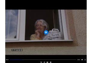 Premiere: Dokumentation 7 Tage Solidarität u.a. über unsere Arbeit ausgestrahlt!