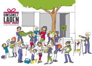 Endspurt! – Umsonstladen: Spendenkampagne für Miete 2021…
