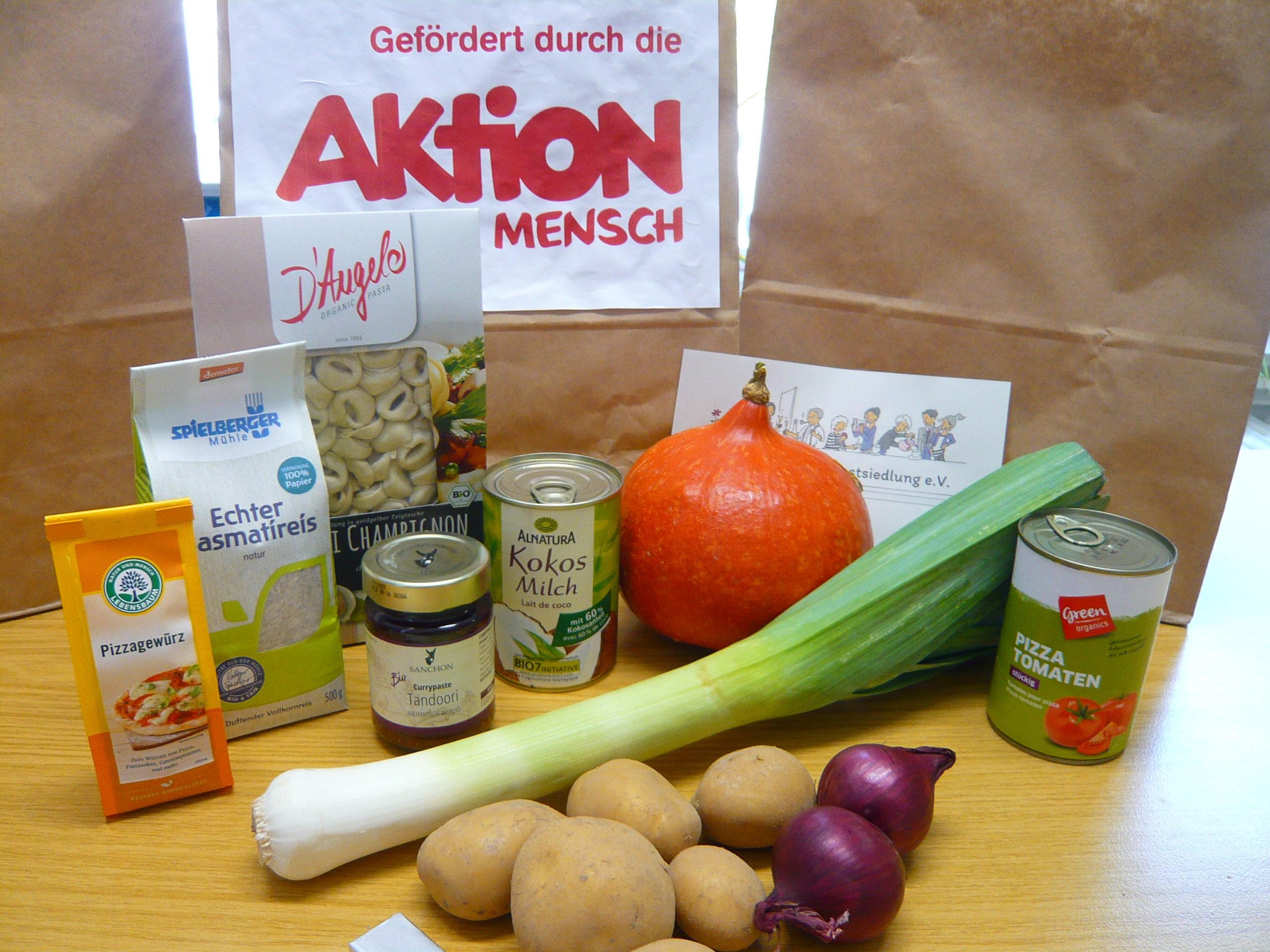 Corona-Hilfe: Die 8. Bio-Kochtüte begrüsst den Herbst mit leckeren Kürbis-Gerichten…