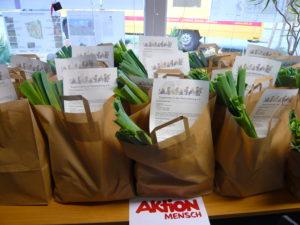 Corona-Hilfe: Die 12. Bio-Kochtüte ist eine Hommage an Kartoffel und Lauch…