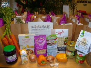 Corona-Hilfe: Die 15. Bio-Kochtüte bringt weihnachtliche und winterliche Menüs mit sich…
