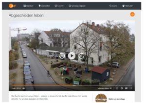 """ZDF-Magazin """"Sonntags"""" sendet schönen Beitrag aus der Postsiedlung"""
