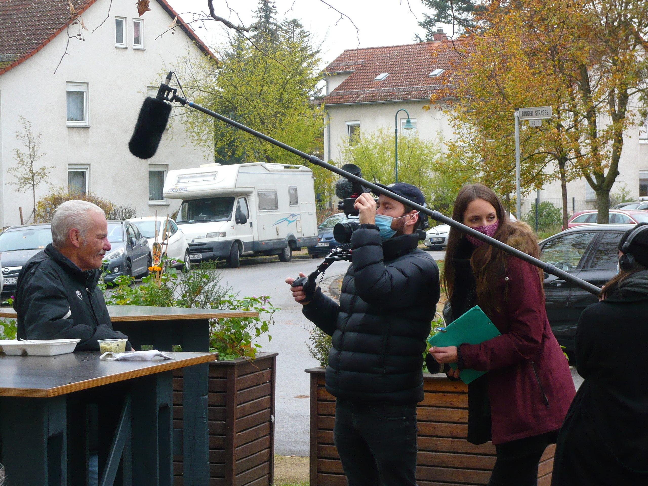 Erster Teil der ZDF-Doku über uns ausgestrahlt…