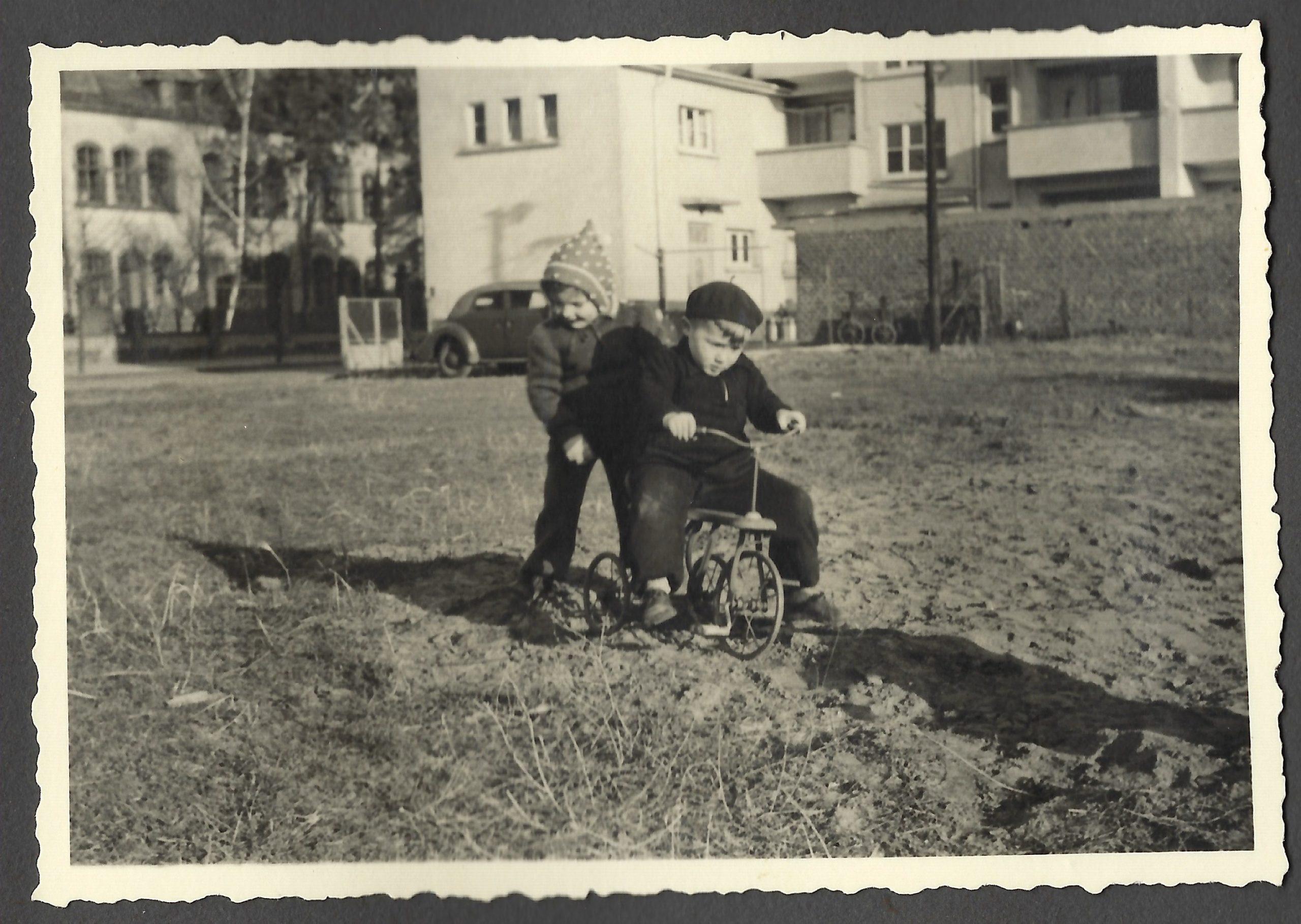 Geschichte der Postsiedlung: Viele bisher unbekannte Fotos entdeckt!