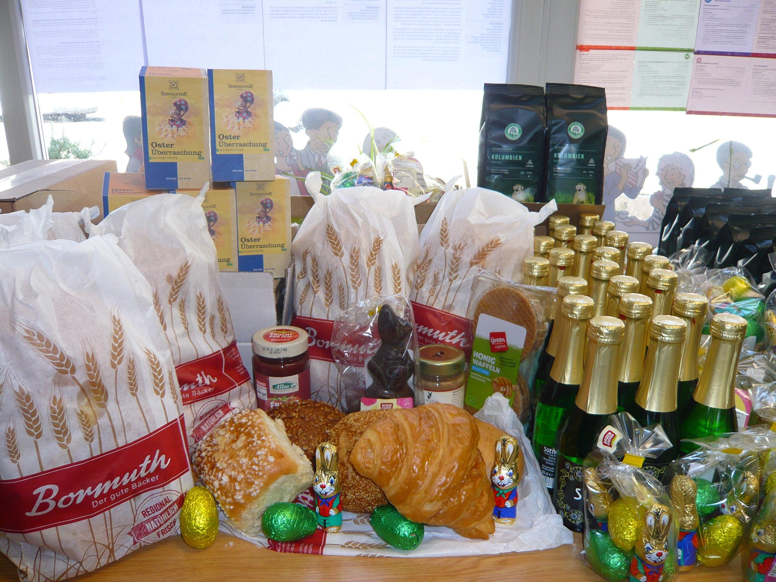 Corona-Hilfe: Die 20. Bio-Kochbox lädt zum festlichen Osterbrunch ein…