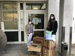 Read more about the article Umsonstladen: Tolle Materialspende an die Malteser Migranten Medizin