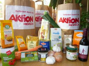 Corona-Hilfe: Ein Jahr Bio-Kochboxen und Lebensmittelhilfen – ein Bericht