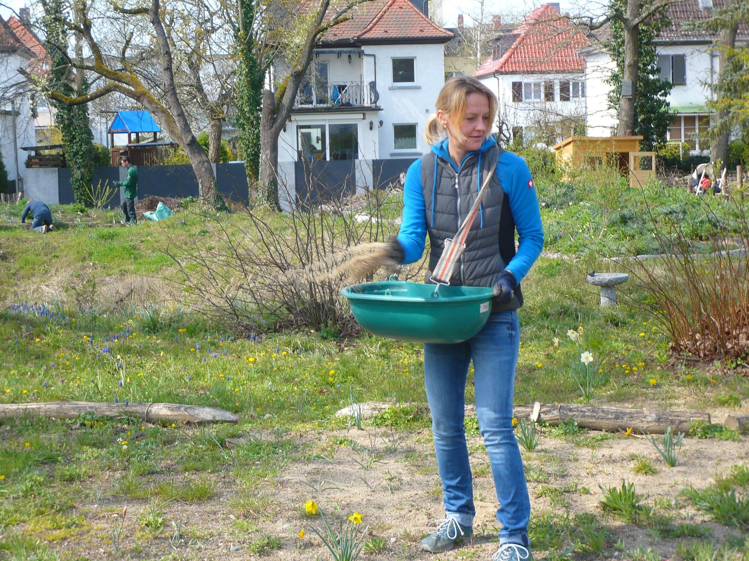 Biotop: Mini-Arbeitseinsatz wegen Corona-Pandemie / Wildbienen-Seminar für Kids verschoben…