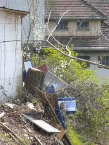 Südbahnhof: Verwahrlosung, Verfall und Gefährdung des Zugverkehrs