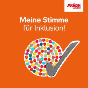Read more about the article Aktion Mensch Aktionstag: Weg mit den Barrieren im Quartier in und um die Postsiedlung – wir sind wieder da!