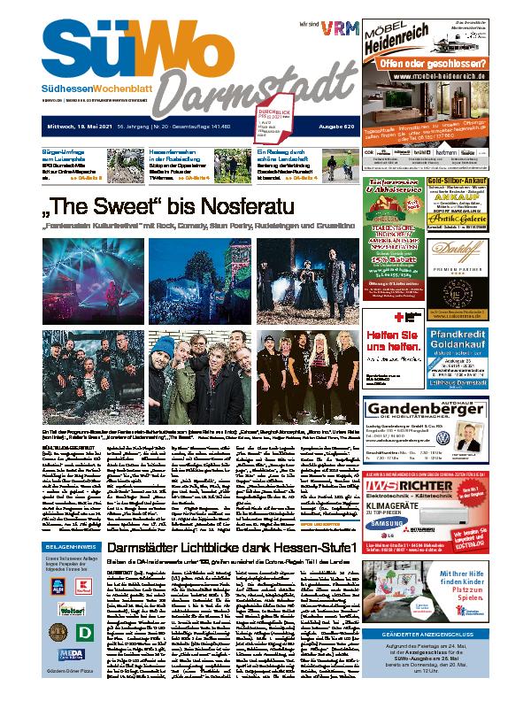 Biotop: Toller Artikel in der SüdhessenWoche über unsere Arbeit!