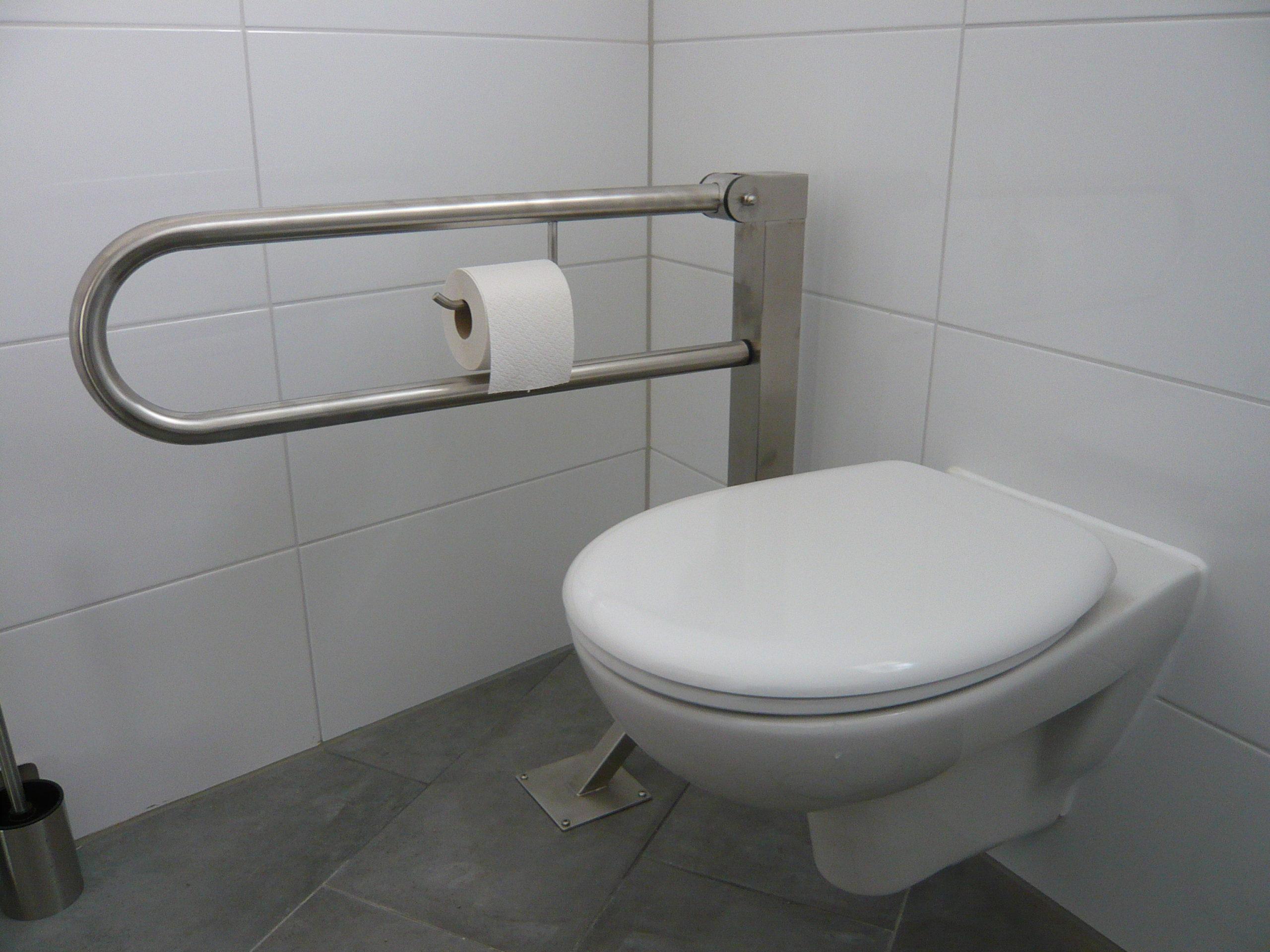 You are currently viewing Quartierladen: Letzter Schliff an Barrierefreiheit unserer neuen Toiletten / Arbeitseinsatz