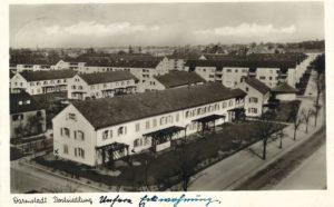 Read more about the article Historie: Erste bekannte Postkarte der Postsiedlung aufgetaucht!
